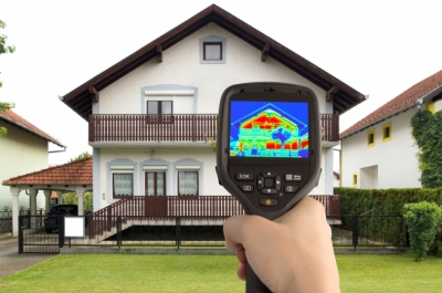 Home Heat Energy Loss