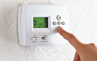 Changing Thermostat to Save Money