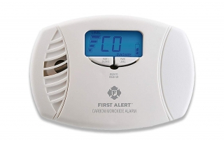 First Alert Security Carbon Monoxide Detector